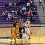 """REWIND"" Marion Lady Giants vs Guerin Catholic (12/5/2017)"