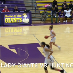 """REWIND"" Marion Lady Giants vs Huntington (12/9/2017)"