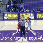 """REWIND"" Marion Lady Giants vs Southwood (1/3/2018)"