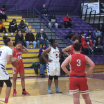 Marion Lady Giants defeat Richmond 54-30