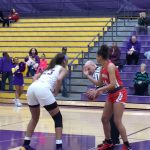 Marion Lady Giants vs Richmond (1/4)