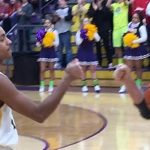 Marion Giant Jalen Blackmon-Player of the Week