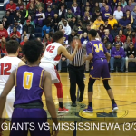 "Marion Giants ""REWIND""…Marion vs Mississinewa 3/3/2018"