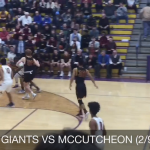 "Marion Giants ""REWIND""…Marion vs McCutcheon (2/9/2018)"
