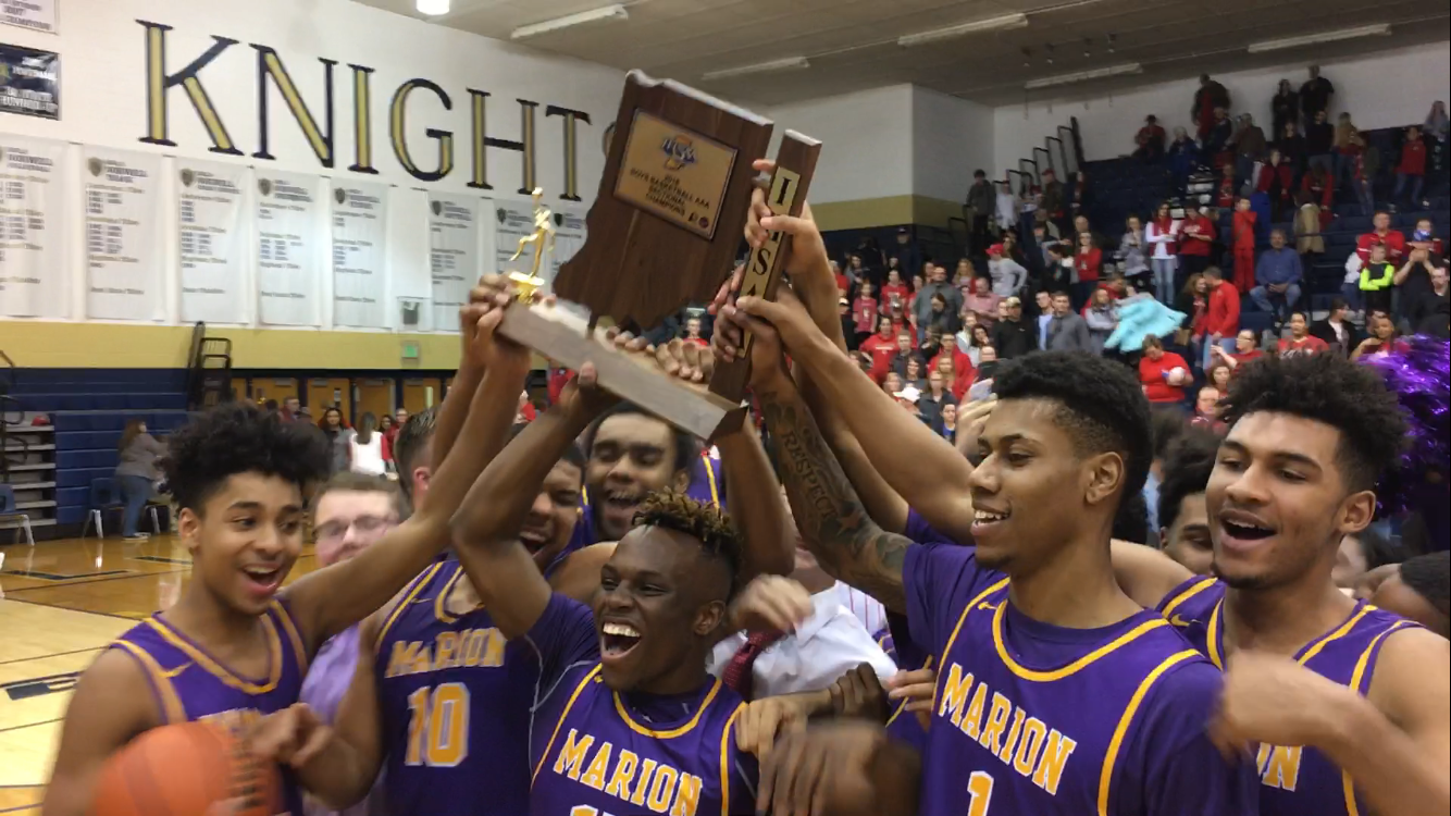 Marion Giant Boys Basketball  Sectional tickets to go on sale