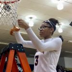 Marion Lady Giant Jazmyn Turner invited to Hoosier Basketball Magazine Top 60 Senior Workout