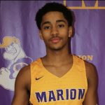 Jalen Blackmon is now 10th on the Marion Giants All Time scoring list