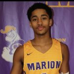 Marion Giants named to ALL-NCC 1st Team for Boys Basketball