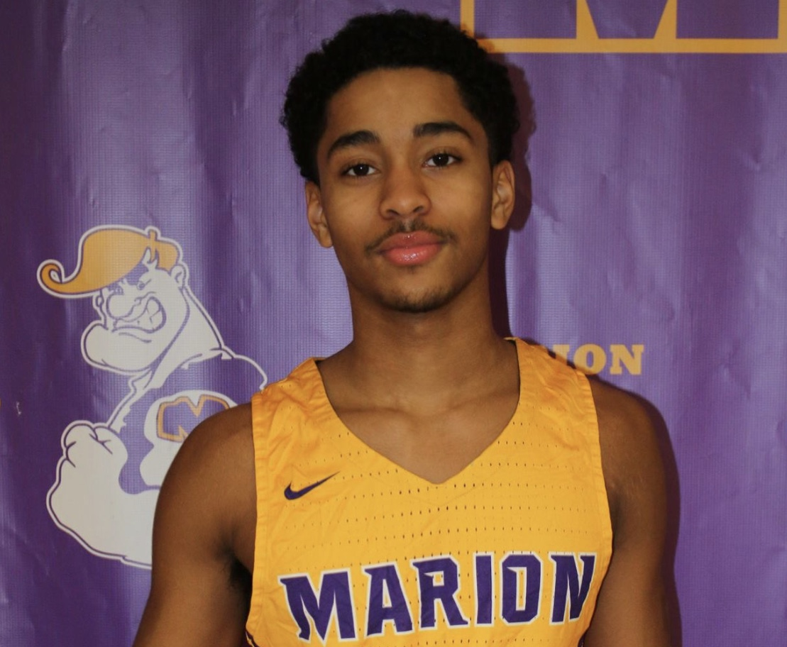 Marion Giant Jalen Blackmon named C-T Player of the Year