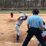 Marion Lady Giants Softball opens their season
