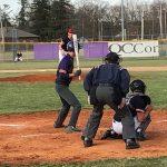 Marion Giants Baseball wins opener