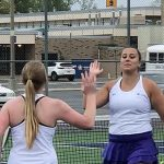 🎾Lady Giants battle for NCC Title