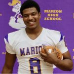 Marion Giant Andreas Aguilar is the C-T Grant County Athlete of the Year