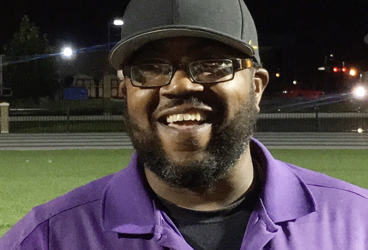 Marion Giants Football Coach Craig Chambers is the NCC Boys Coach of the Year!