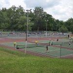 Grant County Community Tennis Association Summer Tennis Camp