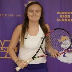Marion Lady Giant Tennis players earn honors