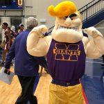 Marion Giants Mascot named