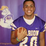 Four Marion Giants named to Football All-State Teams