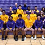 The Marion Giants Wrestlers finish 5th at the NCC Championships