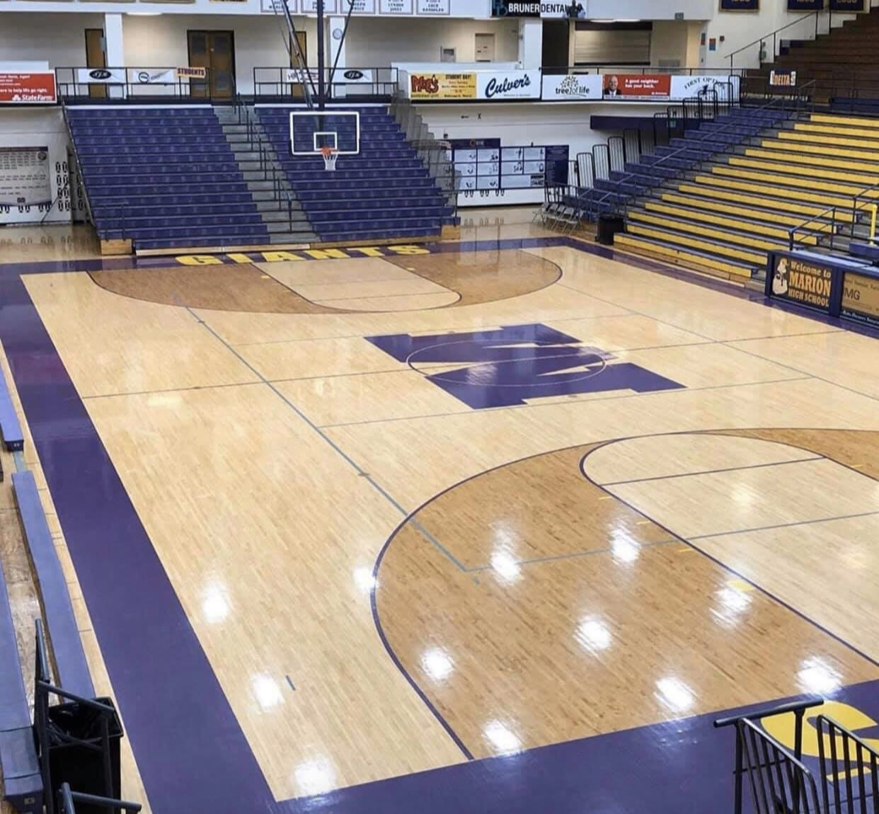 The Marion Basketball Classic is tomorrow (January 4)