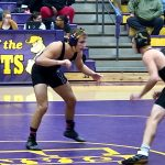 Marion Giant Wrestlers sweep on Senior Night