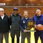 The Marion Giants capture their 70th Boys Basketball Sectional Title