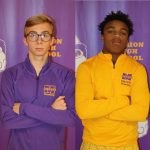Marion Giant Wrestlers named Academic All-State Honorable Mention