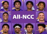 Giants named to All-NCC teams