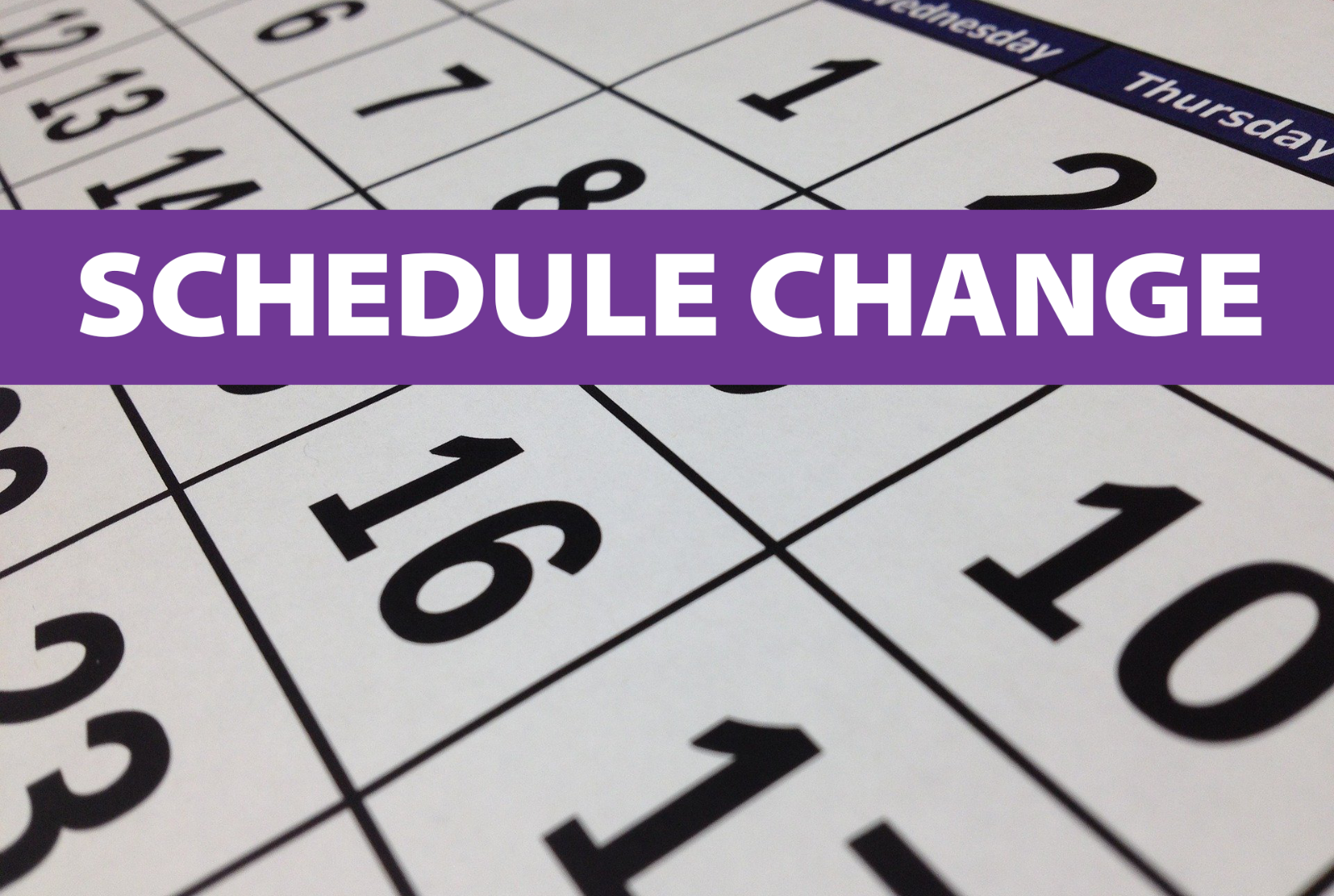 Schedule updates (Jan. 8): Girls and boys' basketball announces postponements