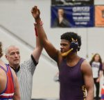 Levi Lee wins sectional; Five Giants to regional