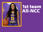 Aguilar named to All-NCC 1st Team for girls basketball