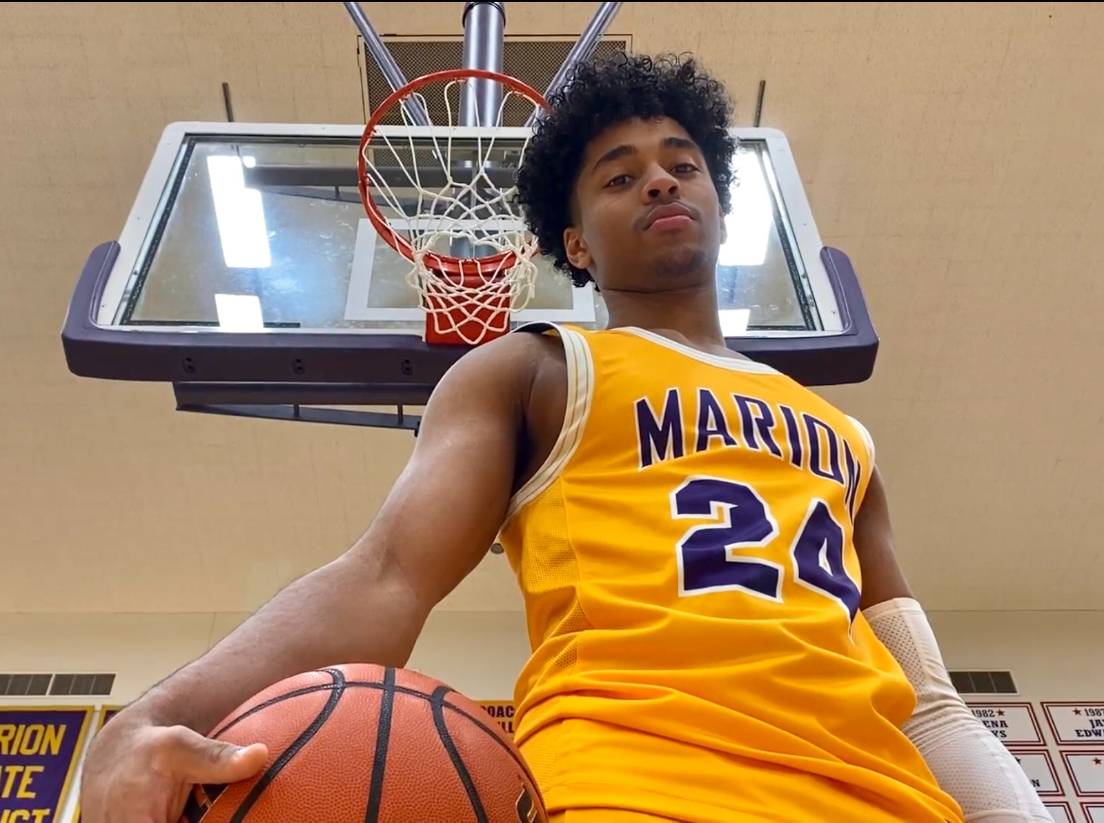Jalen Blackmon named C-T Player of the Year