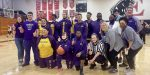 The Marion Giants Unified Basketball team wins the Grant County Championship