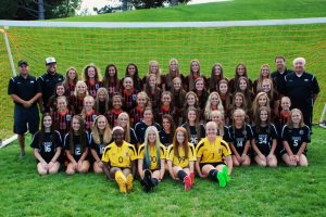2016 Girls Soccer Season