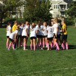 Murray High School Girls Varsity Soccer beat Kearns High School 8-0