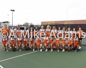 Girls Tennis