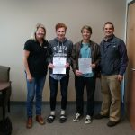 5A Boys' Cross Country Academic All State Team