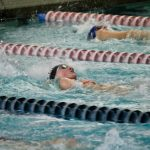Swimmers Set PRs in Meets with Brighton & Skyline