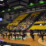 MHS Drill Team Advances to 5A State Finals