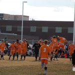 Murray Spartans Boys Soccer prevail in overtime at American Fork