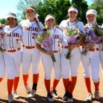 MHS Softball Senior Game