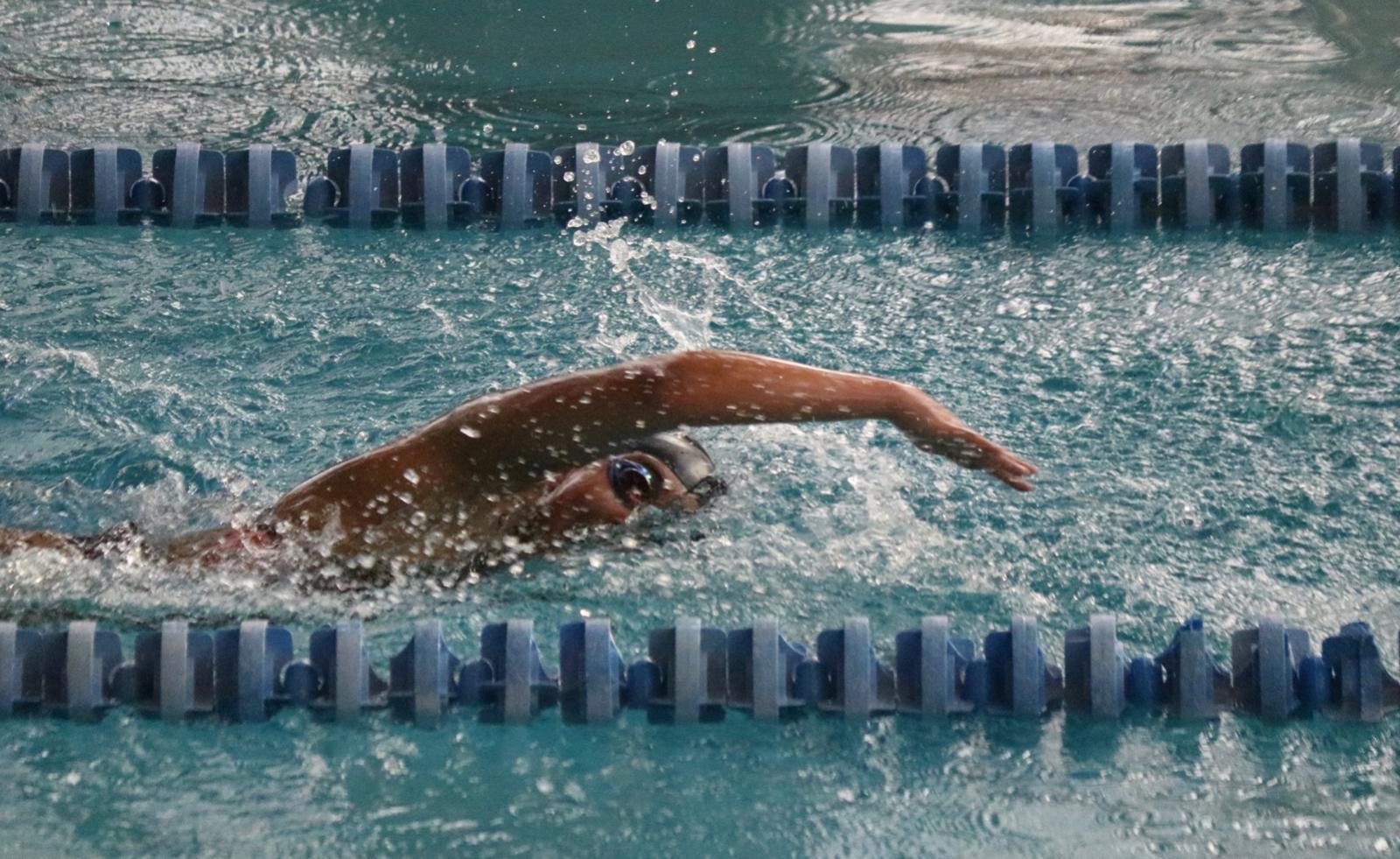 Spartan Swim Outraces Highland
