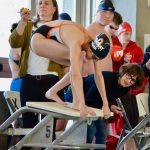 Spartan PRs at JV Region Swim Meet