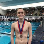 Cheney and Wright Top 10 in State, Medley Relay 6th