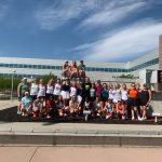 Introducing MHS Lady Spartan Tennis Team