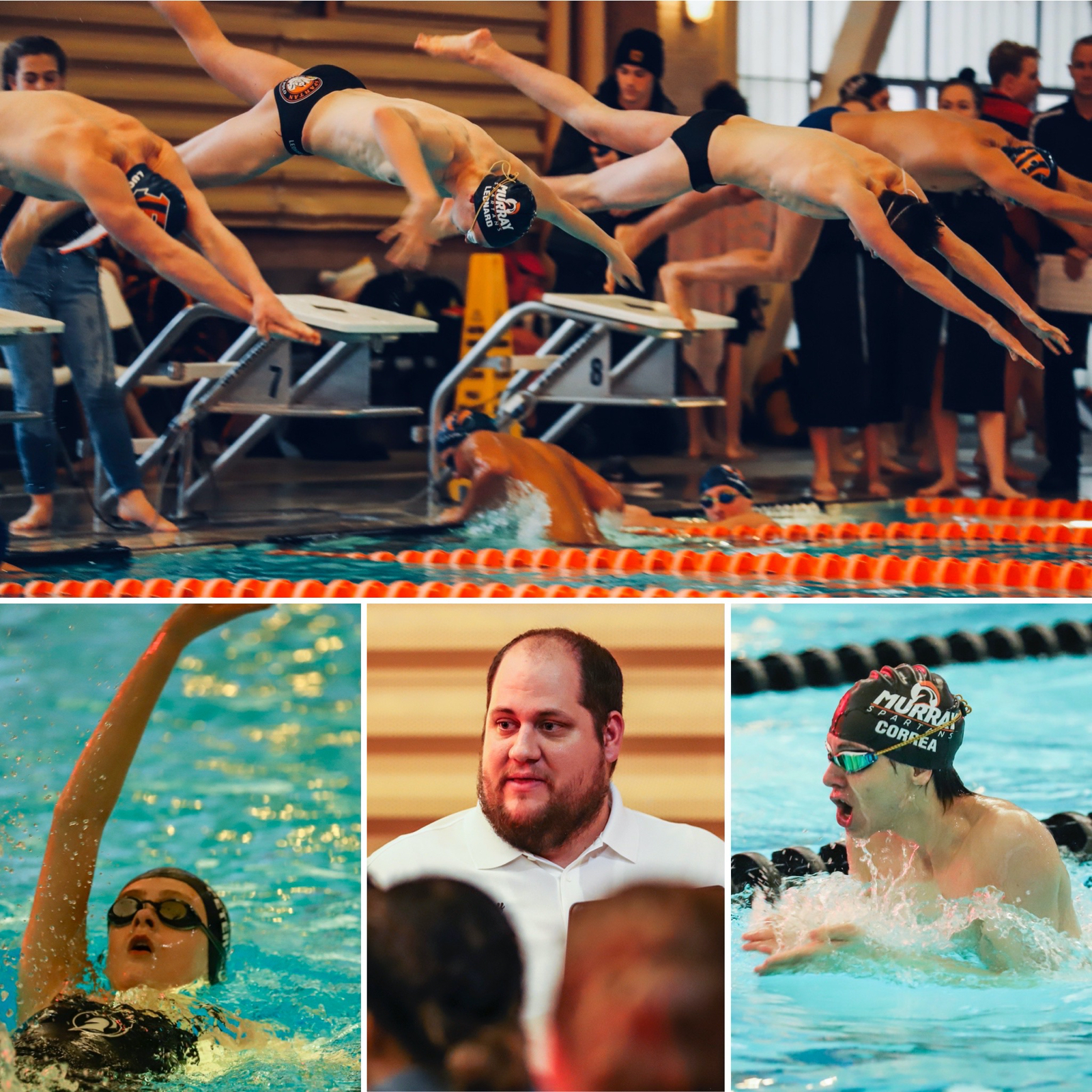 Swim Meets Streaming Live