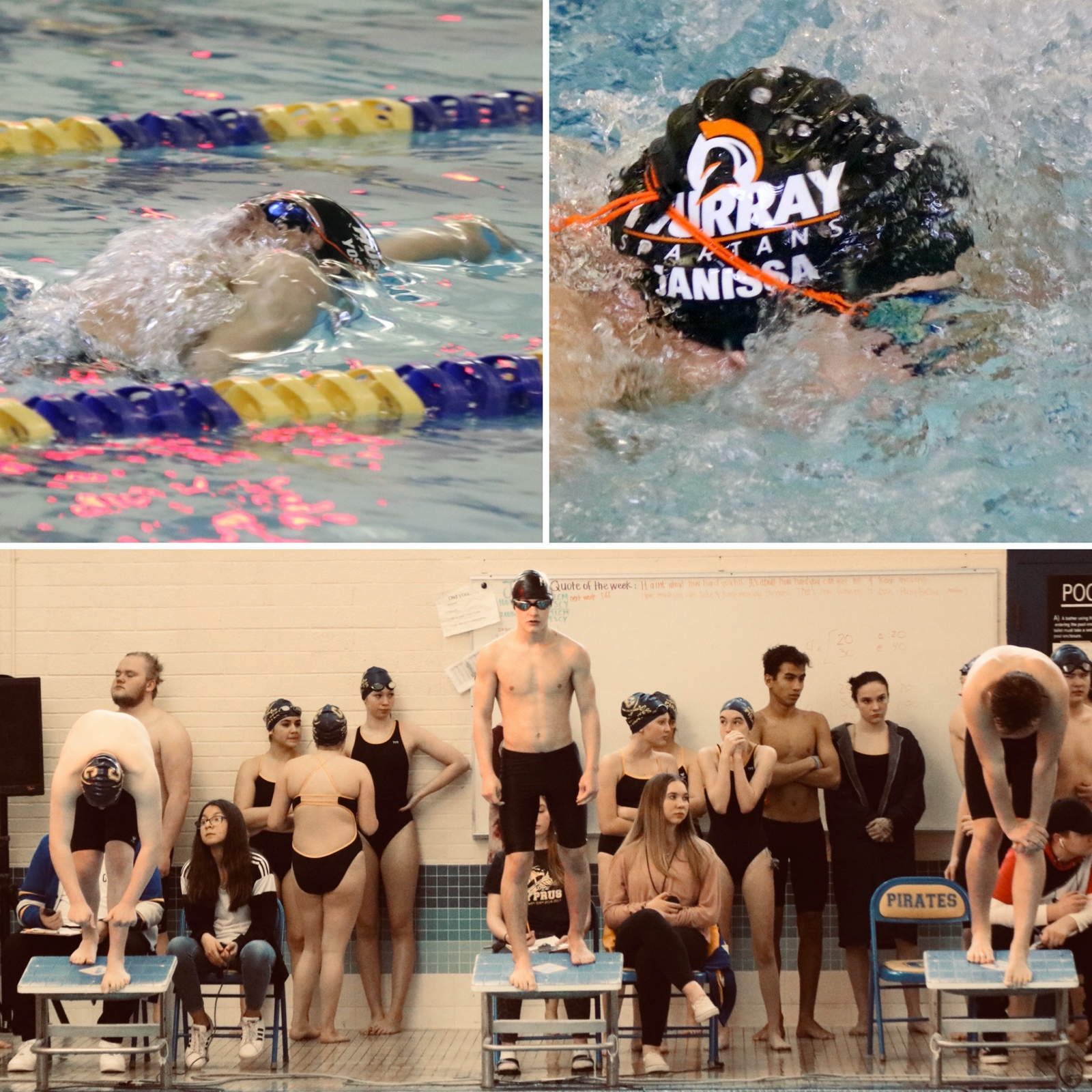 Murray Swim Outraces Cyprus