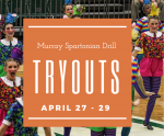 Drill Tryouts are happening on Monday 27 – Wednesday the 29.