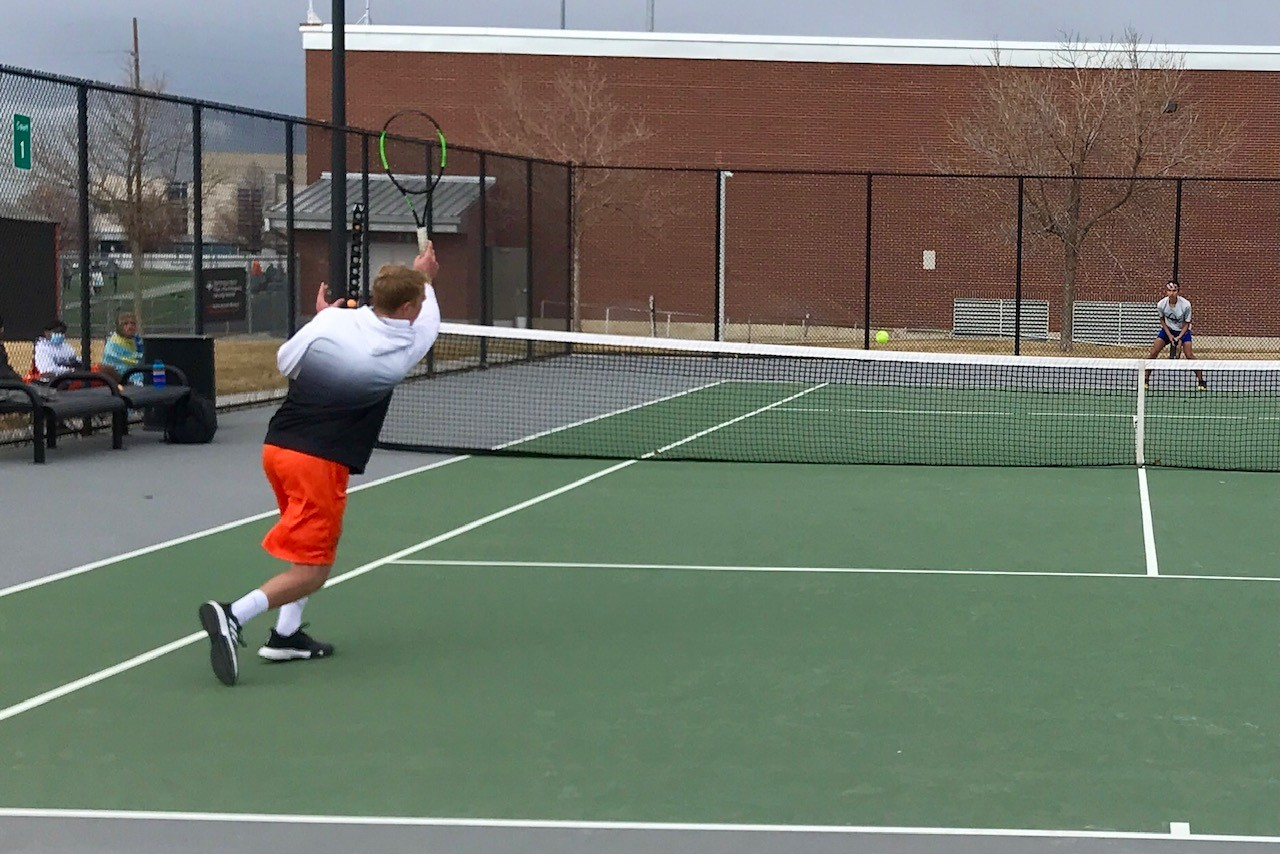 Murray Tennis Defeats Copper Hills and Stansbury