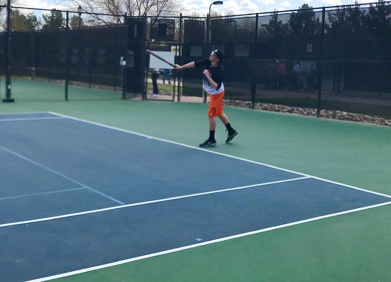 Murray Defeats Hillcrest in Tennis Showdown